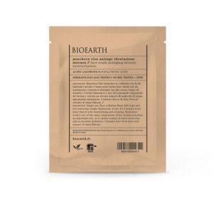 Maschera Viso Antiage IdratazioneIintensa con Acido Jaluronico -  busta monouso 15 ml