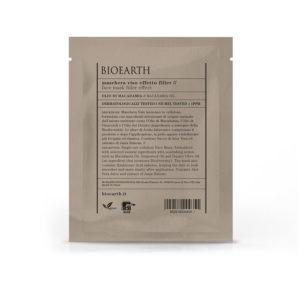 Maschera Viso Effetto Filler con Olio di Macadamia-  busta monouso 15 ml