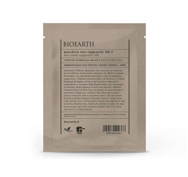 Maschera Viso Epigenetic Lift - busta monoyso 15 ml