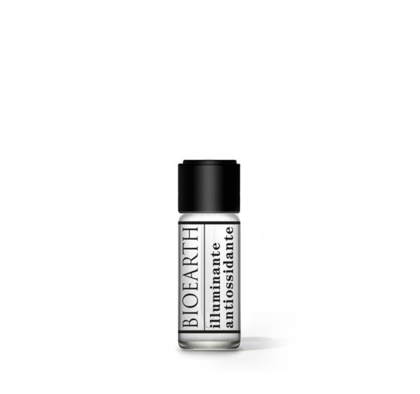 Siero Viso illuminate antiossidante con Alghe Marine - 5 ml