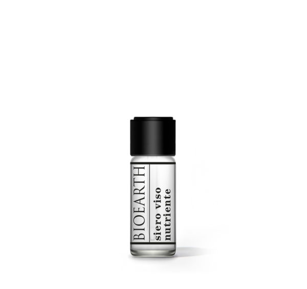 Siero Viso Nutriente con Germe di Grano - 5 ml