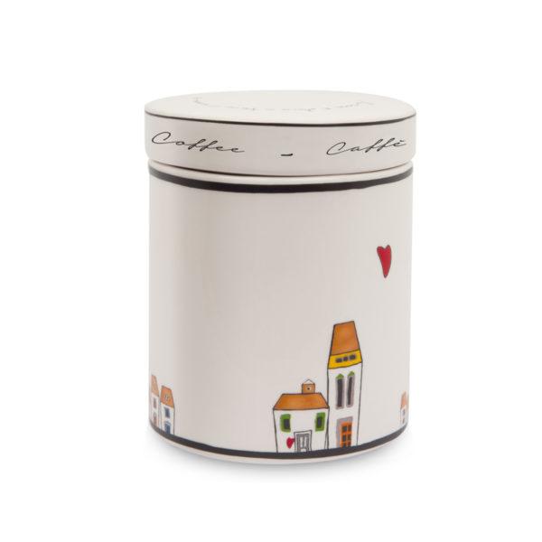 BARATTOLO CAFFE'  LE CASETTE D. 10