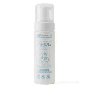Mousse Detergente Mirtilla  150 ml