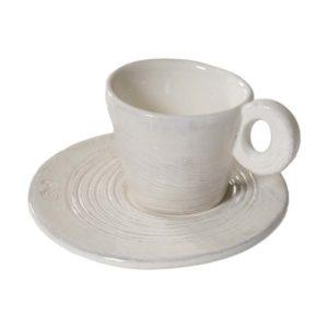 """TAZZINA CAFFE' H7CM """"INFINITO"""" LATTE"""