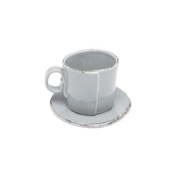 """TAZZINA CAFFE - ESPRESSO D11CM """"LASTRA"""" PERLA"""